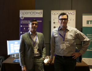 OpenCrowd Synchronize Booth