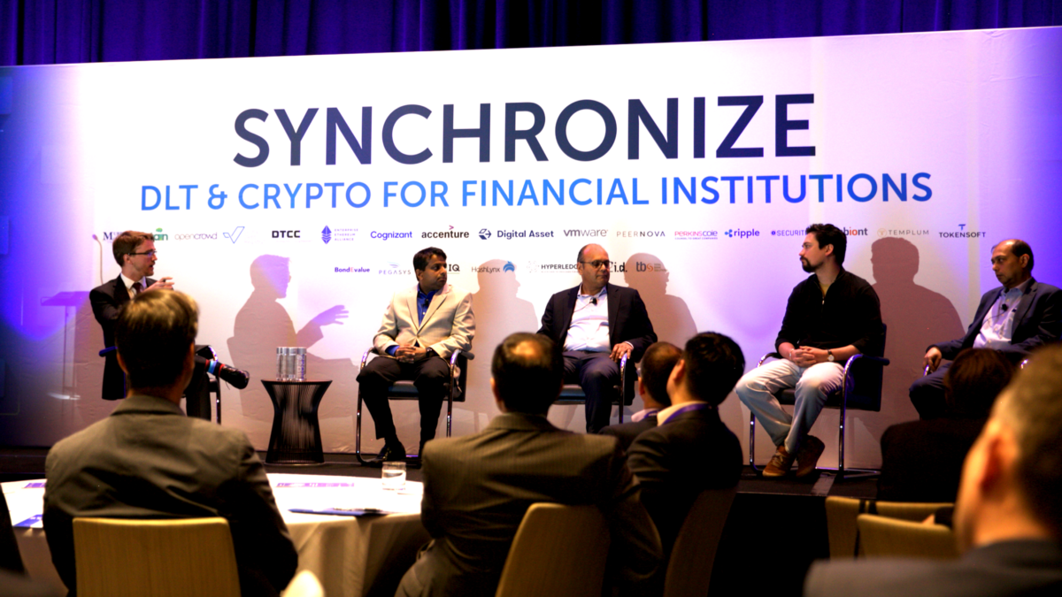 Synchronize Blockchain Crypto Panel