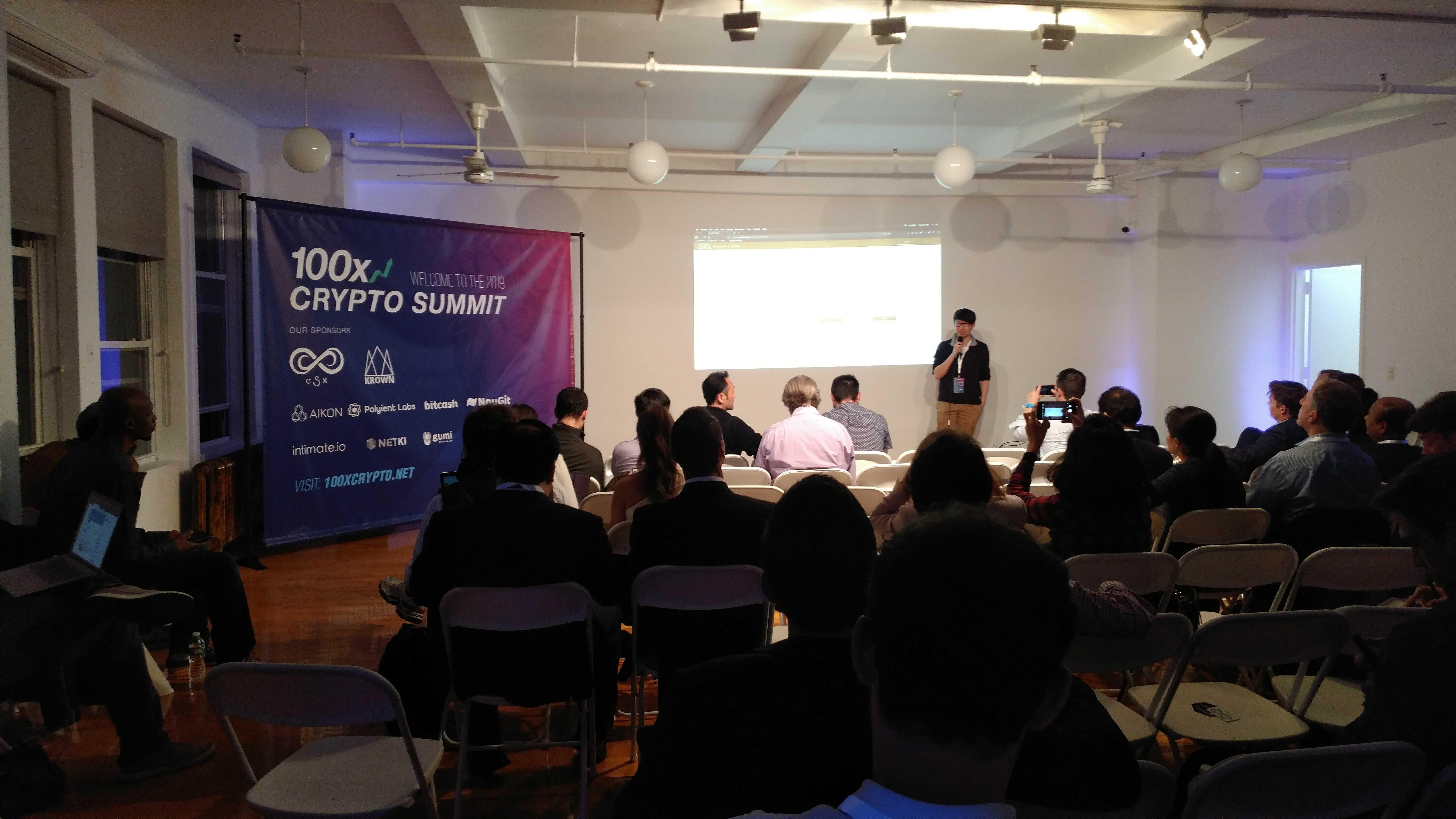 100x Crypto Summit
