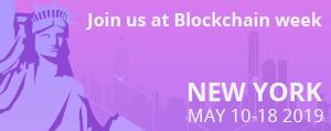 Blockchain Week NYC Graphic